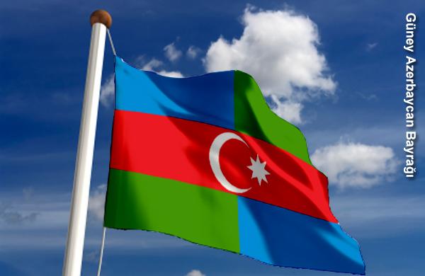 Güney Azerbaycan Bayrağı