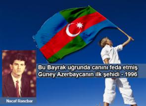 CAMAH şəhidi Nəcəf Qılınc oğlu Rəncbər