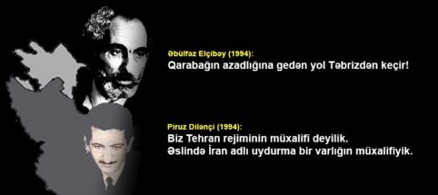 Qarabağın azadlığına gedən yol Təbrizdən keçir!