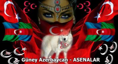 Güney Azerbaycan Asenaları