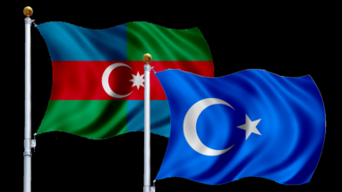 Doğu Türkistan seninleyiz!