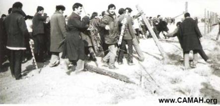 31 Dekabr Azərbaycan sərhəddi