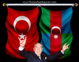 Başbuğ Türkeş - Güney Azerbaycan